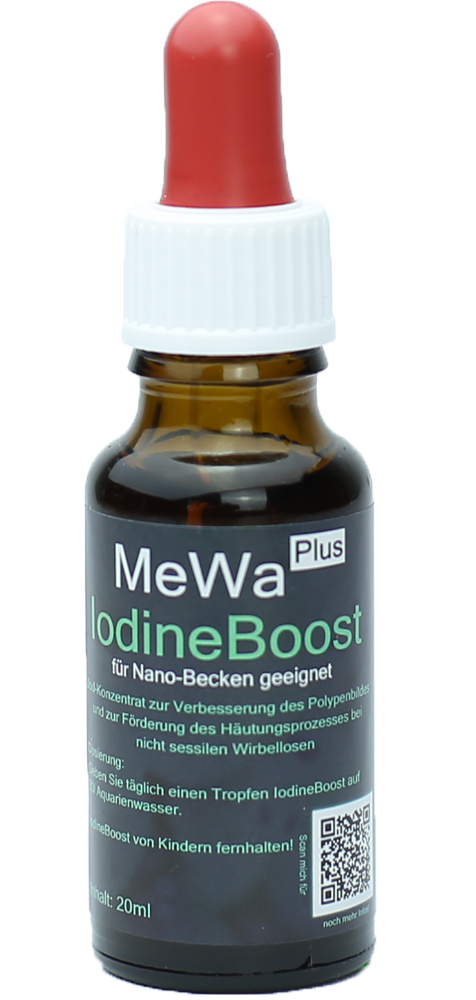 mewa plus iodine boost