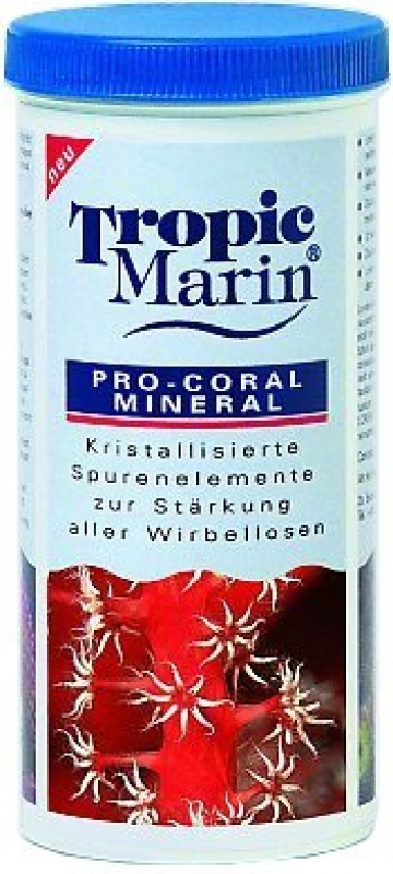 Tropic Marin Pro-Coral Mineral 500g Dose