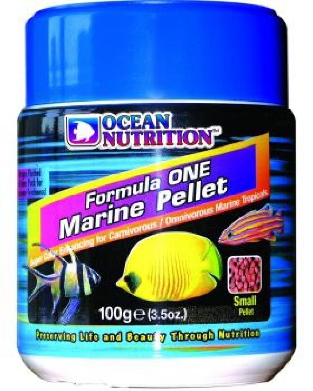 Ocean Nutrition Formula One Marine Pellet