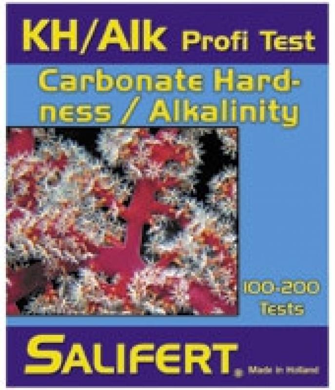 Salifert Karbonathärte Test Meerwasser