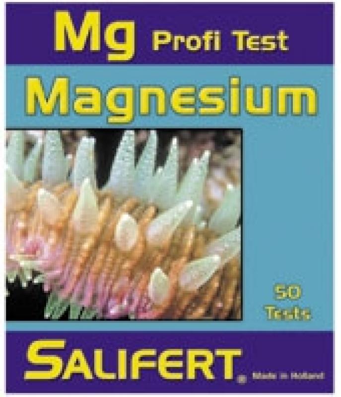 Salifert Magnesium Test Meerwasser