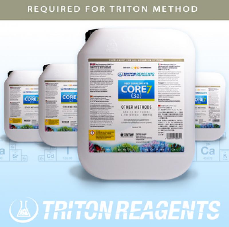 10L Großgebinde SET Core7 Reef Supplements für andere Methoden