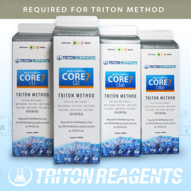 Triton BASE ELEMENTS CORE7 4000ml (for the TRITON METHOD)