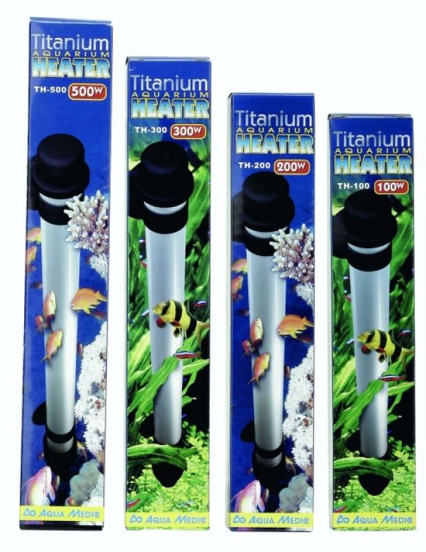 Aqua Medic Titanium heater 100 W