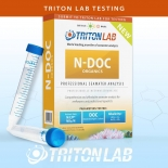 Triton N-DOC LAB Test